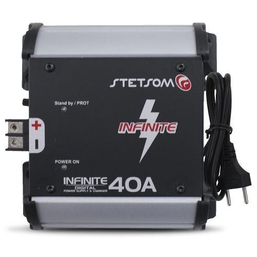 Cargador Inteligente Stetsom 40 Amp 14.4v