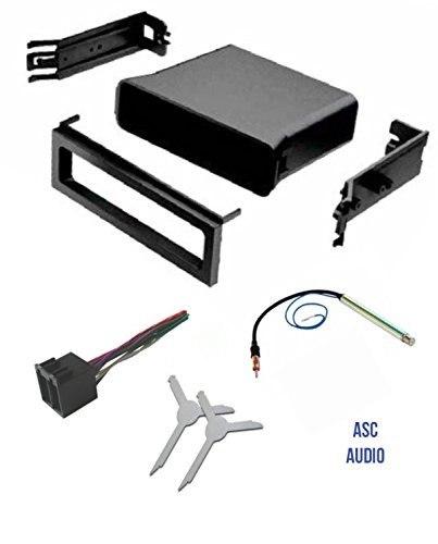 Para Vehiculo Asc Audio Car Stereo Dash Pocket Kit Amz