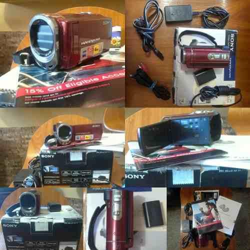 Sony Handycam Dcr Sx44