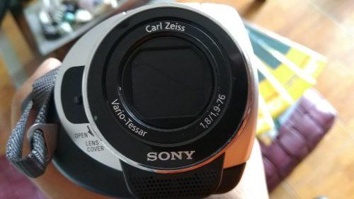 Video Camara Sony Handycam Dcr Sr)