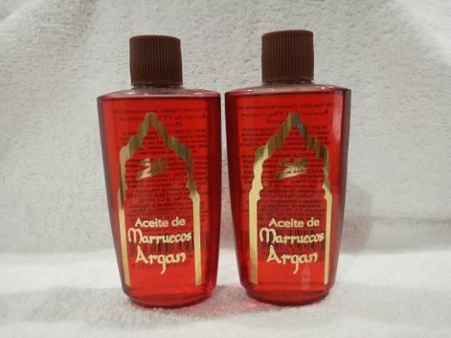 Aceite De Marruecos De Argan Marca Slik