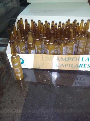 Ampollas Placenta De Oveja Marca Slik De 10 Cc