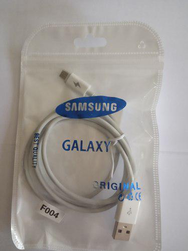 Cable Cargador Micro Usb Samsung 1mt,carga Rapida