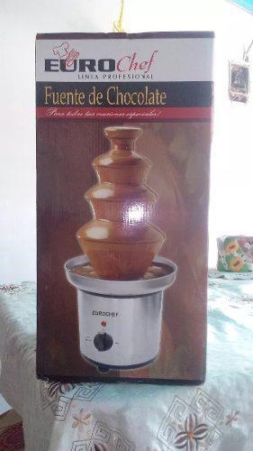 Fuente De Chocolate De 4 Niveles Nueva De Caja Nunca Usada
