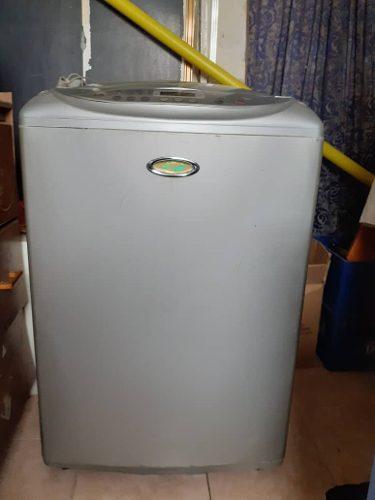 Lavadora Lg Fuzzy Logic Automatica