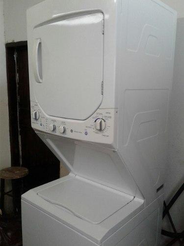 Lavadora Secadora Ge