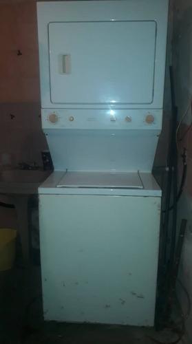 Lavadora Secadora Morocha, Ge
