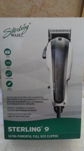 Maquina De Afeitar Wahl Sterling 9 Original