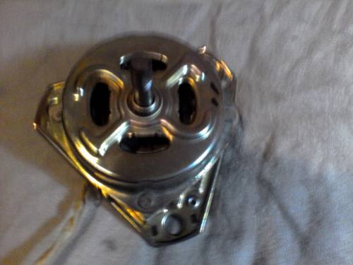 Motor De Lavadora Doble Tina