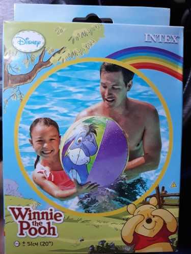 Pelota Inflable Para Niños Playa Piscina 51cm Original