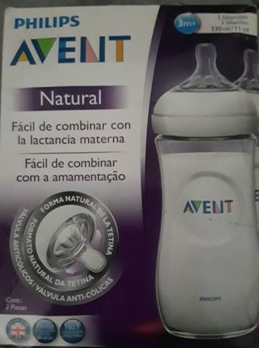 Tetero Avent Natural