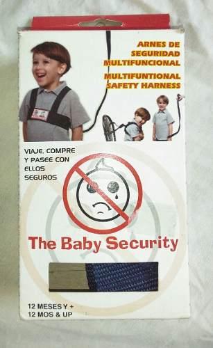 Arnes De Seguridad Para Niño