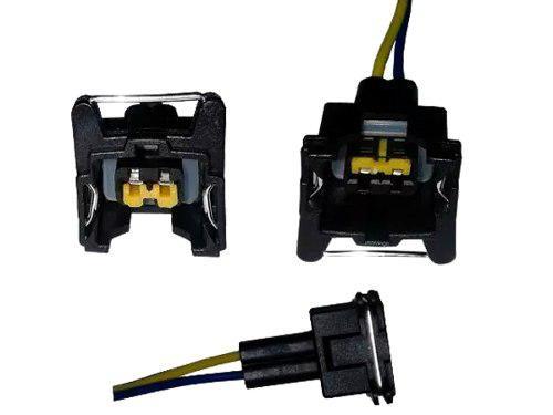 Conector Inyector Chevrolet Corsa Aveo Che001co Tienda Spc