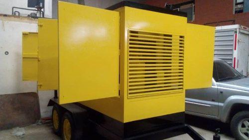 Generador Planta Eléctrica 220 Kva (cummins-leroysomer)