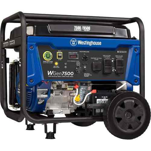 Planta Electrica Westinghouse 9500 Kva