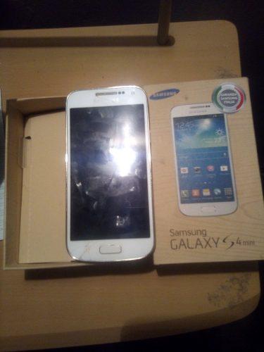 Telefono Samsung Mini S4 Para Repuestos