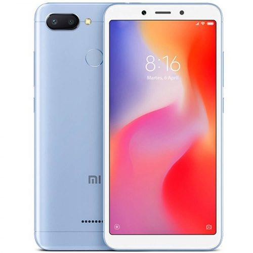 Telefono Xiaomi Redmi 6 32 Gb Somos Tienda Fisica