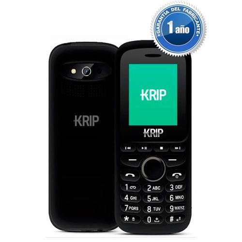 Teléfono Móvil Celular Krip K1 Pantalla 1.8