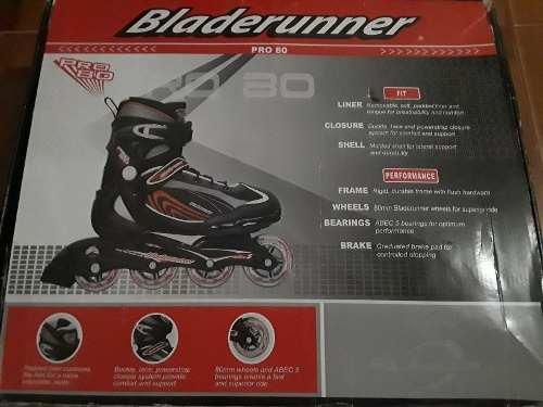 Patines Bladerunner Pro 80 Talla 11