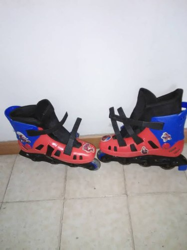 Patines Lineales Usados Talla 36