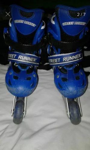 Patines Para Niño Usados Talla  Marca Street Runner
