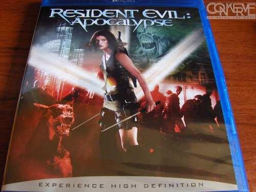 Resident Evil Apocalypse [Bluray] Original Nuevo Y Sellado