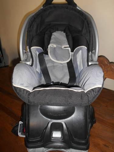 Silla De Carro Porta Bebe Con Base Marca Baby Trend
