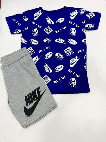 Conjuntos Nike Caballero