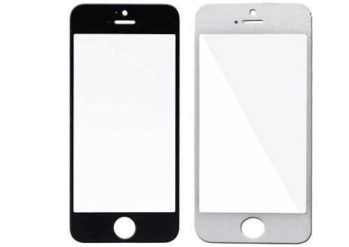 Mica Vidrio Apple iPhone 5 De 4 Pulgadas Tienda Bagc