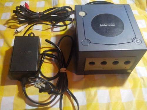Nintendo Game Cube Cambio Repuesto Reparar