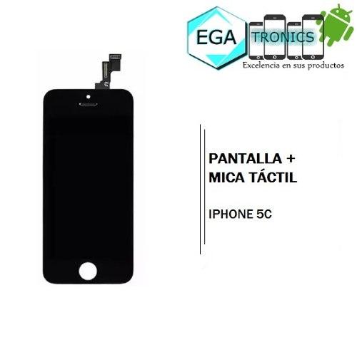 Pantalla + Mica Tactil Apple iPhone 5c Tienda Fisica Nuevas