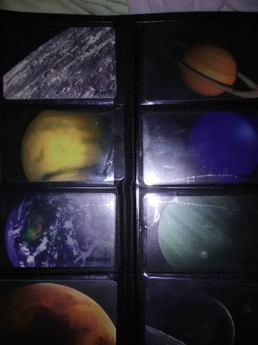 Se Vende Coleccion De Tarjetas Telefonicas Del Sistema Solar