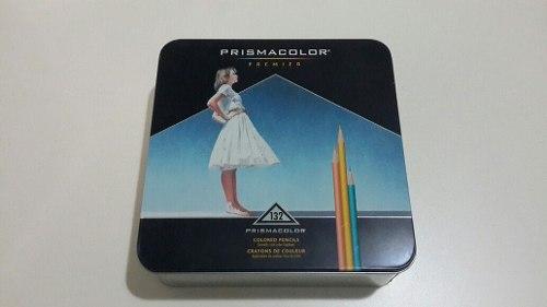 Creyones Prismacolor Premier 132 Unidades