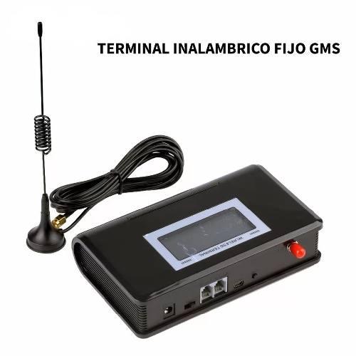 Terminal Inalámbrico Fijo Gsm, 2g Gsm Alarma