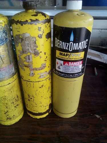 Bombona Amarilla Gas Propano