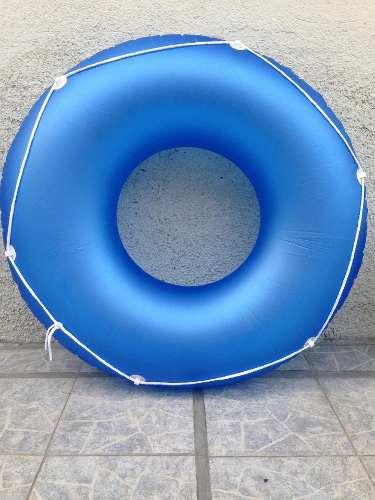 Flotador Inflable Salvavidas Tipo Dona Aro Playa Piscina