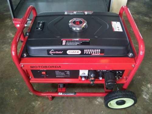 Planta O Generador Electrico  W v Power Master