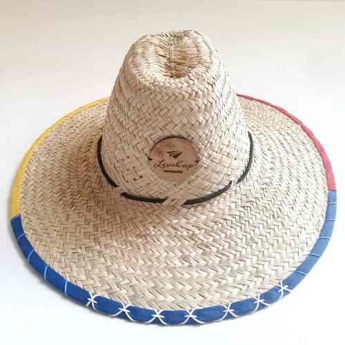 Sombrero Playero De Palma Moriche. Somos Tienda Fisica