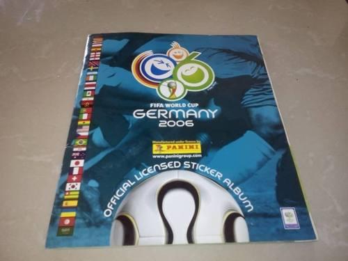 Album Del Mundial De Futbol Alemania
