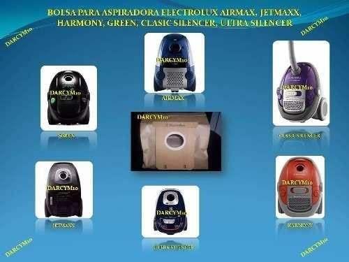 Bolsa Aspiradora Electrolux Airmax/silence/green Por Unidad