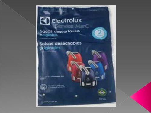 Bolsas Aspiradora Electrolux Berry X 3unidades