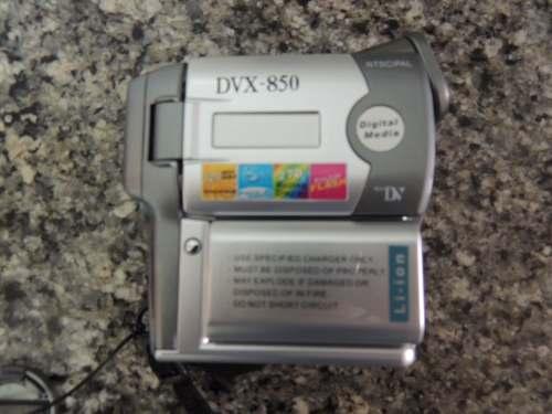 Camara Filmadora Dvx 850