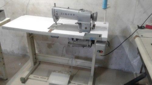 Maquina De Coser Industrial Singer Usada A1