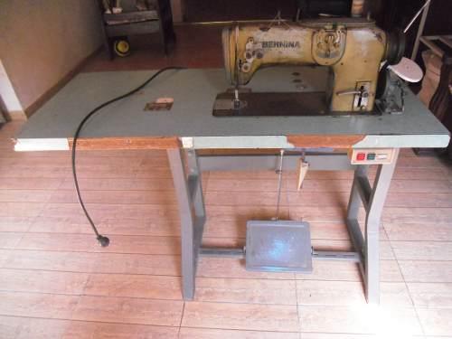 Maquina De Coser Industrial (zigzag - Recta) Bernina 217