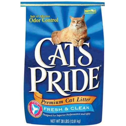 Arena Para Gatos Cat Pride 20lb Oferta!!!!