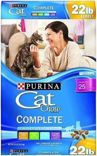 Cat Chow Complete De 22lb (10kg)