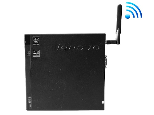 Computador Lenovo Core I5 4gb 500gb Wifi Refurbished Bagc