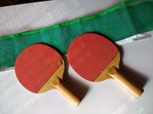 Juego Raquetas De Ping Pong Ver Descripción