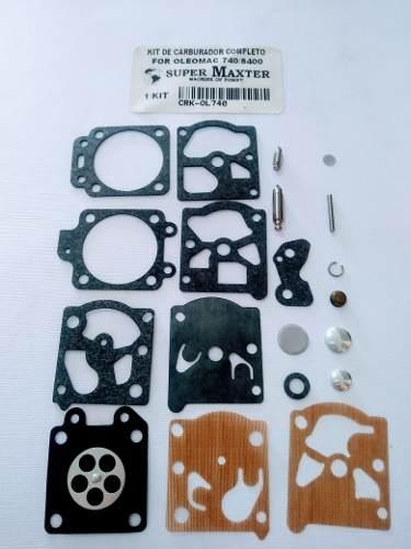Kit Reparacion Carburador Desmalezadora Oleomac