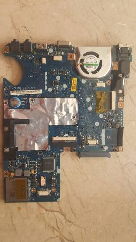 Tarjeta Madre Para Mini Laptop Lenovo S10-2 Kiuno La-p
